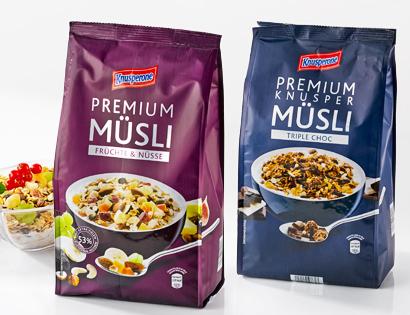 Premium Müsli, Januar 2014