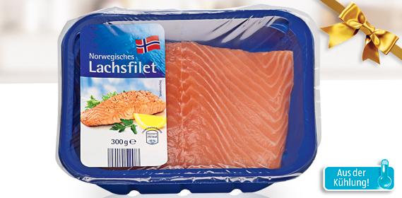 Norwegisches Lachsfilet, M�rz 2013