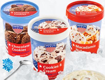 Premium Ice Cream, August 2013