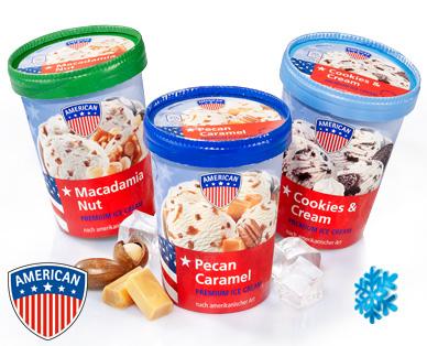 Premium Ice Cream, August 2015