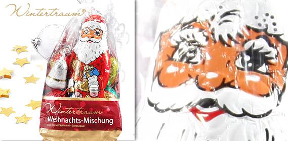Weihnachts-Mischung, Oktober 2010