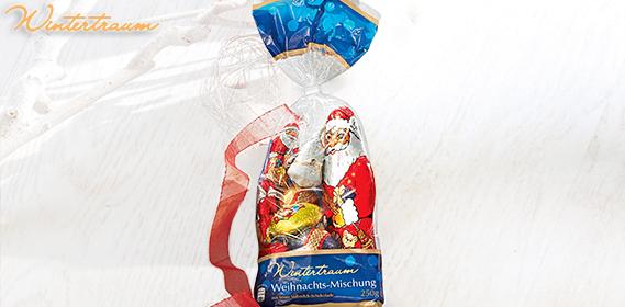 Weihnachts-Mischung, November 2012