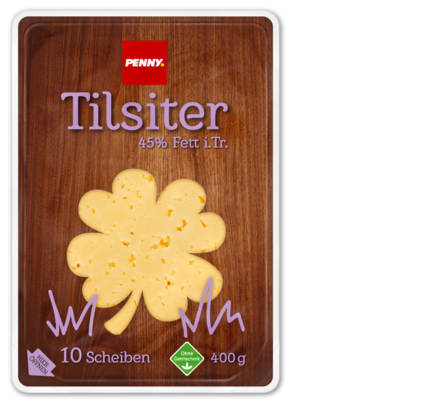 Tilsiter, Scheiben, Juni 2018