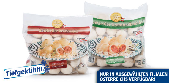 Innviertler Grammelknödel, April 2013