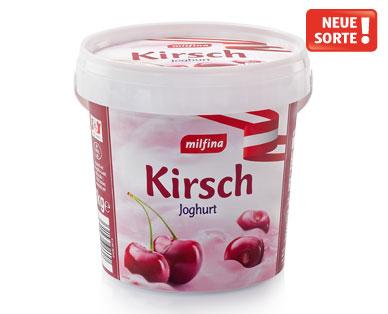 Fruchtjoghurt, September 2014