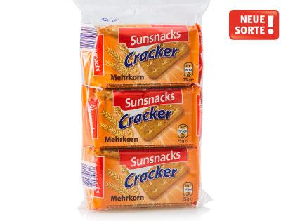 Cracker, 3x 75 g, M�rz 2014