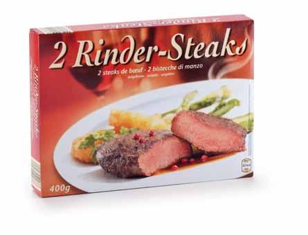 Rinder-Steaks, April 2013