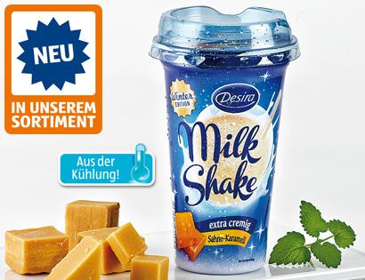 Milk Shake, Dezember 2013