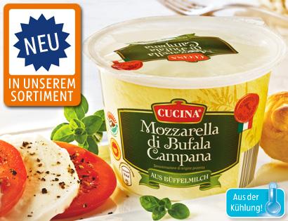 Mozzarella di Bufala Campana DOP, Juni 2013