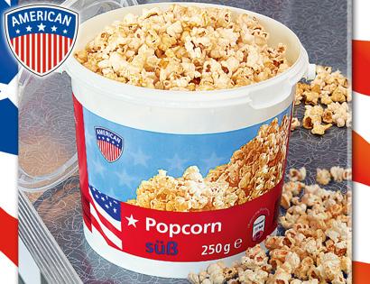 Popcorn, Juni 2013