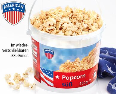 Popcorn, Juli 2014