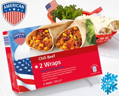 Wraps, 2x 150 g, Juli 2014
