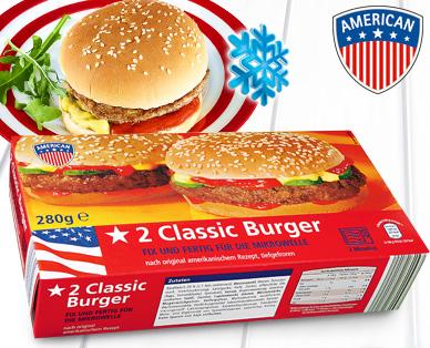 2 Burger, Juli 2014