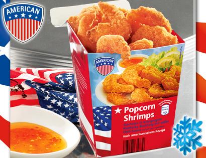 Popcorn Shrimps, Juni 2013