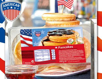 Pancakes, 6er, Juni 2013