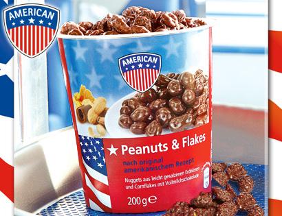 Peanuts & Flakes, Juni 2013