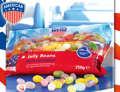 Jelly Beans, Juni 2013