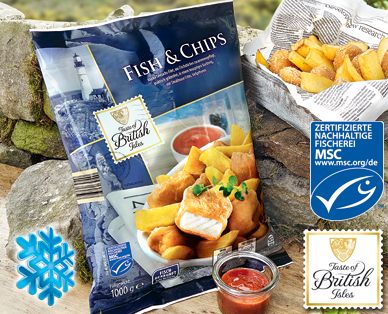 Fish & Chips, Juli 2014