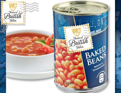 Baked Beans, Juli 2013