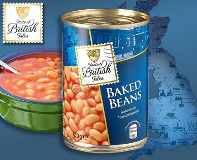 Baked Beans, Juli 2014