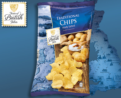 Traditional Chips, Juli 2014