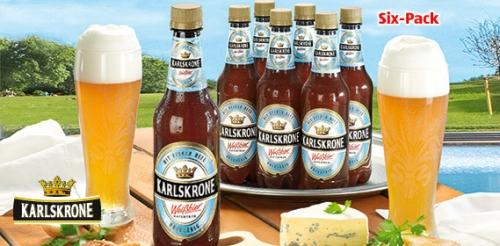 Weißbier oder alkoholfreies Weißbier, Juni 2008