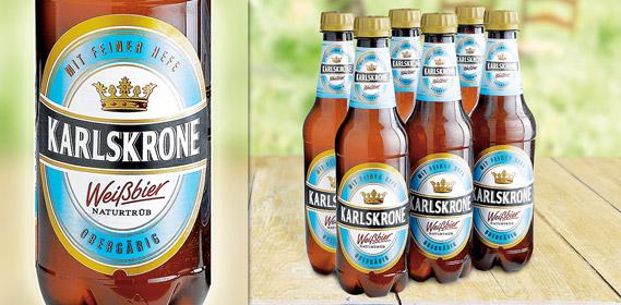 Weißbier oder alkoholfreies Weißbier, August 2010
