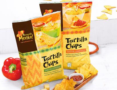 Tortilla Chips, Juli 2013