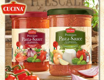 Premium Pasta-Sauce, August 2013