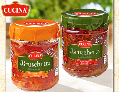 Bruschetta-Aufstrich, August 2013