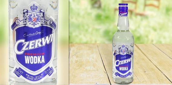Wodka, August 2010