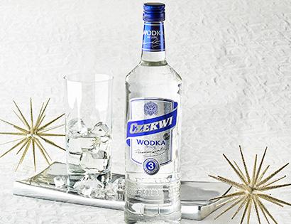 Wodka, Dezember 2013