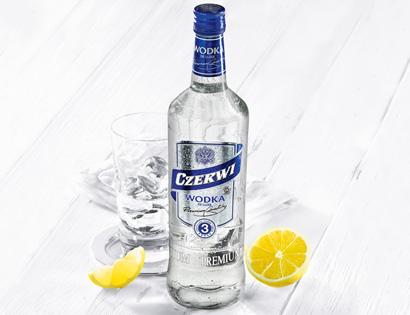 Wodka, Januar 2014
