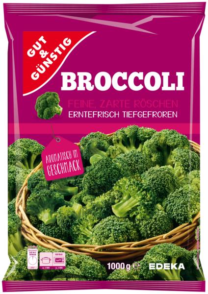 Broccoli, Januar 2018