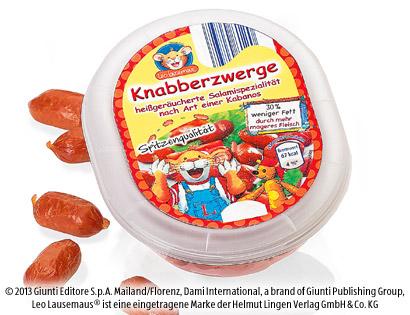 Knabberzwerge, September 2013