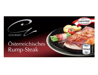 Rump-Steak, Februar 2014