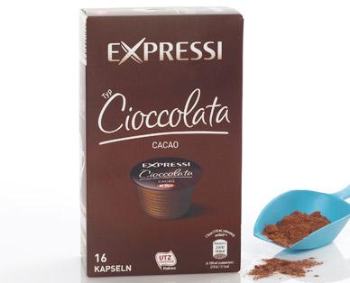 Cioccolata Cacao, 16 K-fee Kapseln, Oktober 2014