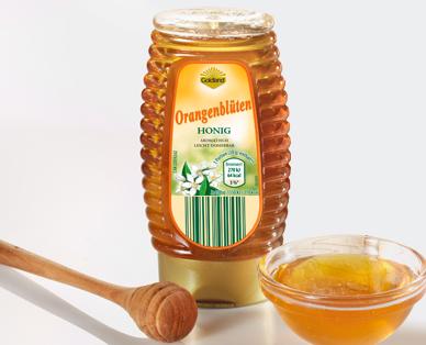 Spezialitäten-Honig, Oktober 2014