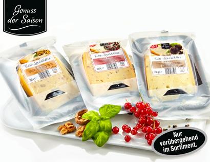 Käse-Spezialitäten, M�rz 2014