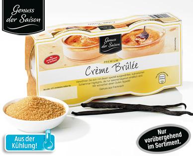 Crème Brûlée, 2x 100 g, November 2014