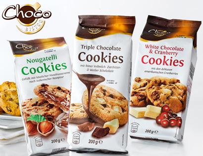 Cookies, M�rz 2014