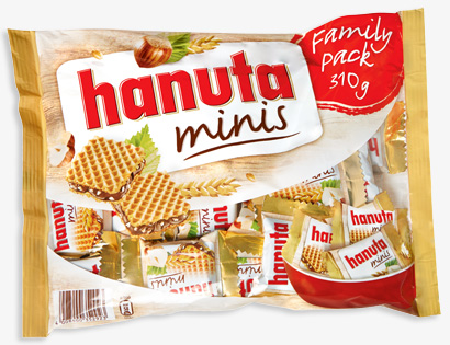 Hanuta Minis, Juni 2014
