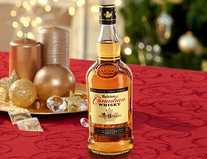 Kanadischer Whisky, November 2013