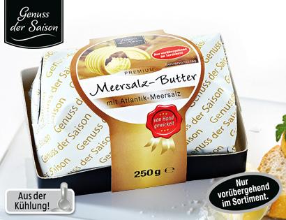 Meersalz-Butter, April 2014