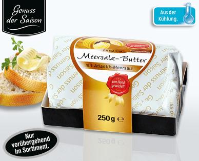 Meersalz-Butter, Dezember 2014