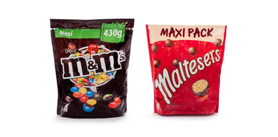 M&M's/Maltesers, Dezember 2013