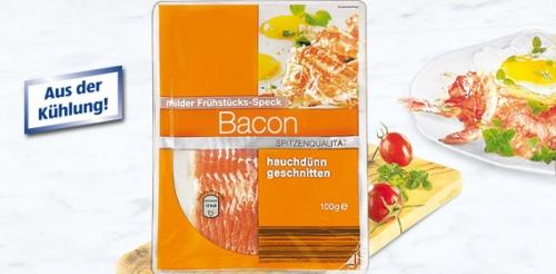 Bacon, Mai 2010