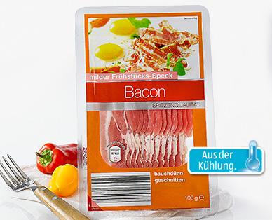 Bacon, Januar 2015
