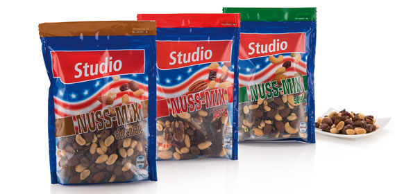 Studio Nuss-Frucht-Mix, Dezember 2013