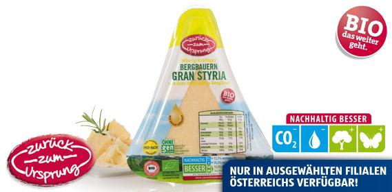 Bio-Bergbauern Gran Styria, Dezember 2013